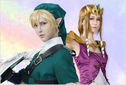 リンクとお姫様