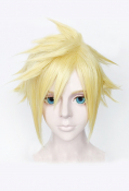Final Fantasy VII Cloud Strife Cosplay Wig