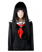 Hell Girl Ai Enma Cosplay Wig