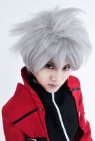 Blazblue Ragna The Bloodedge Cosplay Wig