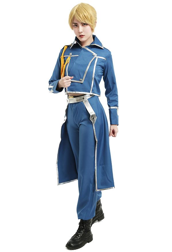 鋼の錬金術師 リザホークアイ 軍服 コスプレ コスチューム