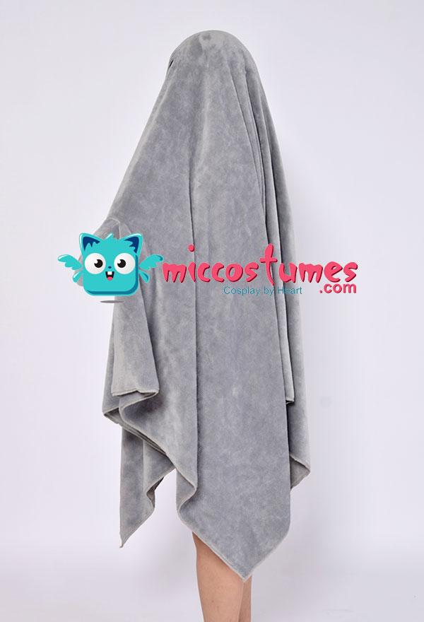 ハロウィンコスプレ ハロウィン仮装 ゴーストコスプレ服装 ブランケット 大人 と子供 着用
