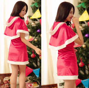 クリスマス サンタ コスプレ コスチューム 赤ずきんちゃん コスプレ 衣装 大人 演出服 クリスマス スカート セット