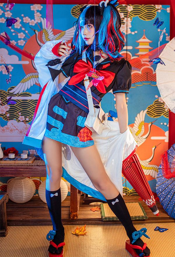 Fate/Grand Order 清少納言 コスプレコスチューム 和式jk制服
