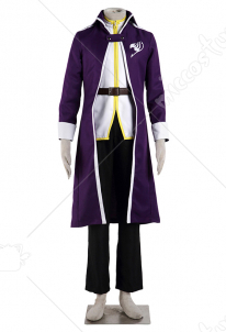Fairy Tail Gray Fullbuster Grand Magic Games Cosplay Costume