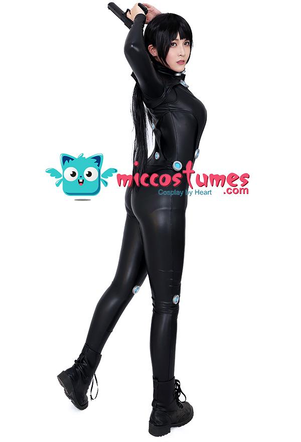 女性用 ガンツ スーツ GANTZ コスプレ コスチューム 戦闘服 ジャンプスーツ ボディスーツ