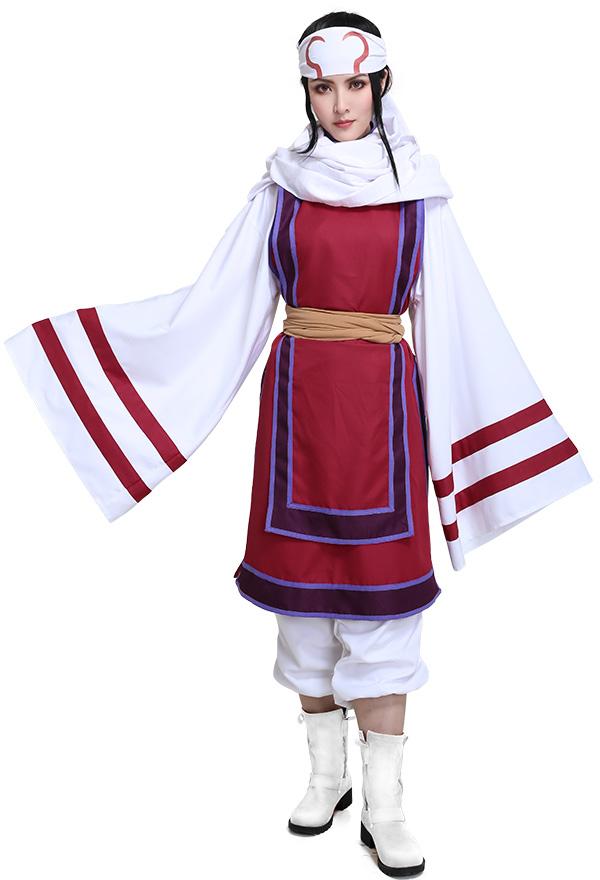 アニメ キングダム 羌瘣 Qiang Lei コスプレ 衣装