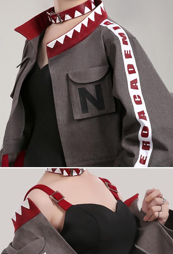僕のヒーローアカデミア トガヒミコ マガジン 日常 ファッション ユニフォーム コスプレ コスチューム