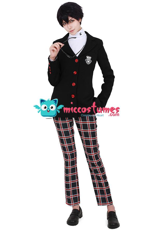 Persona 5  主人公 ジョーカー ペルソナ コスプレ 衣装