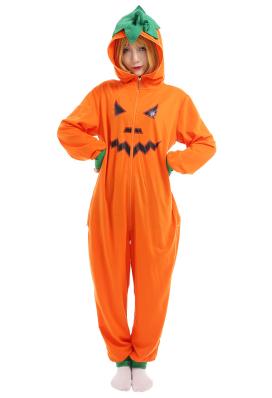 かぼちゃ コスプレ 衣装 ハロウィン パジャマ
