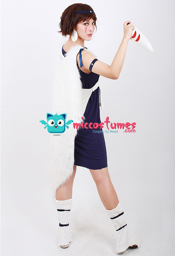もののけ姫 サン コスプレ 衣装