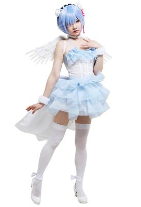 Re:ゼロから始める異世界生活 レムコスプレ衣装
