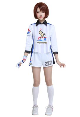 ポケットモンスター ソード・シールド ポケモン剣盾 女主人公 コスプレ 衣装 ジム ユニフォーム