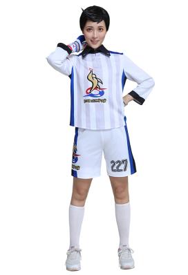 ポケットモンスター ソード・シールド ポケモン剣盾 男主人公 マサル コスプレ 衣装 ジム ユニフォーム