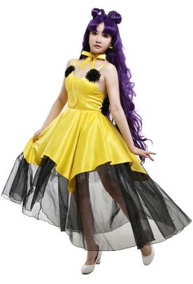 美少女戦士セーラームーン ルナ コスプレ 衣装