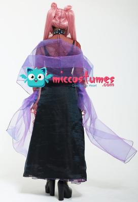 美少女戦士セーラームーン ブラック・レディ ちびうさ コスプレ 衣装 ワンピース 独占販売