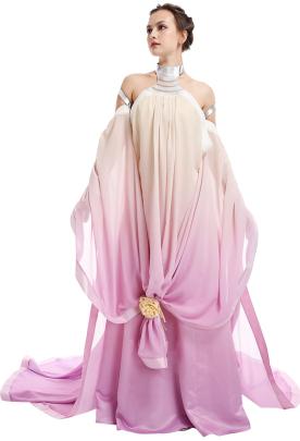 パドメ・アミダラ・ネイベリー パドメ・アミダラ コスプレコスチューム パドメ・アミダラの美しいドレス