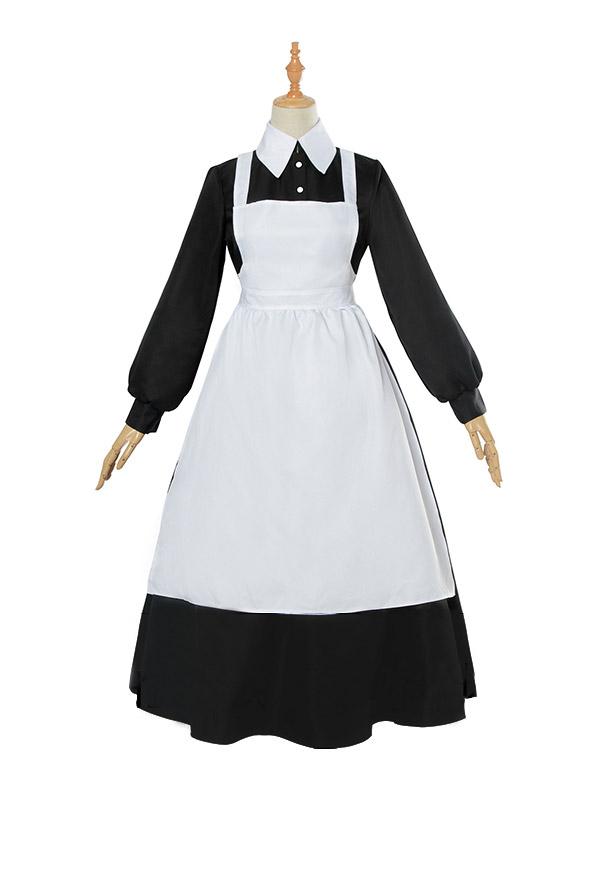 約束のネバーランド イザベラ クローネ お母さん メイド 衣装 コスプレコスチューム