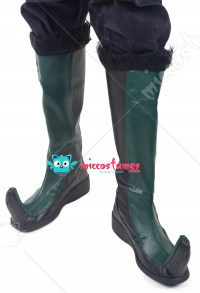 Frozen Kristoff Cosplay Shoes