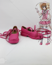 Is This a Zombie Haruna Cosplay Shoes