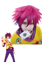 No Game No Life Sora Cosplay Gradient Wig
