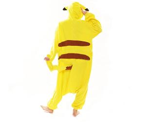 Deluxe Pikachu ポケモン ピカチュウ 着ぐるみ コスプレ 衣装