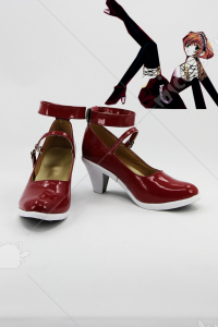 Tsubasa Reservoir Chronicle Sakura Cosplay Shoes