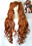 Magnet Miku Cosplay Wig Brown