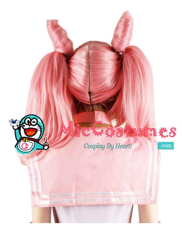 Sailor Moon Chibi Usa Small Lady Cosplay Wig